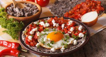 Huevos Rancheros Verdes Recipe