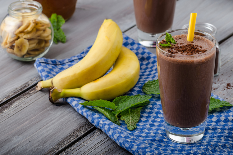 Mexican Chocolate Smoothie