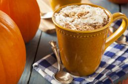Pumpkin-Spiced Power-Up Latte Recipe