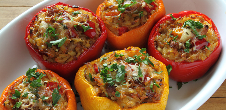 Wild-Veggie-Stuffed-Pepper