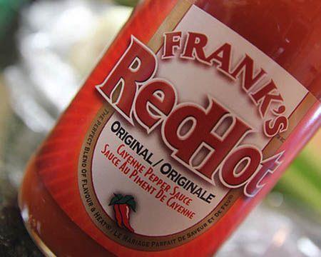 franks hot sauce