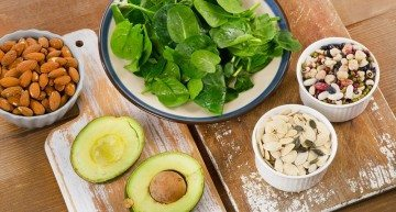 [Infographic] 15 Magnesium-Rich Foods