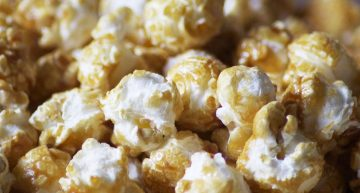 Sweet 'n Spicy Popcorn Recipe
