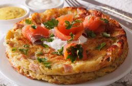 Savory Salmon Rosti Recipe