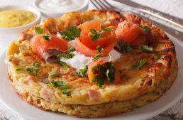 Savory Salmon Rosti Recipe
